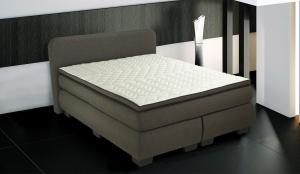 PRODUS - łóżko z ramą kontynentalna